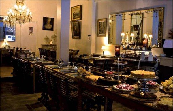 L autre salon de th les bonnes adresses de justine for L autre salon de the toulouse