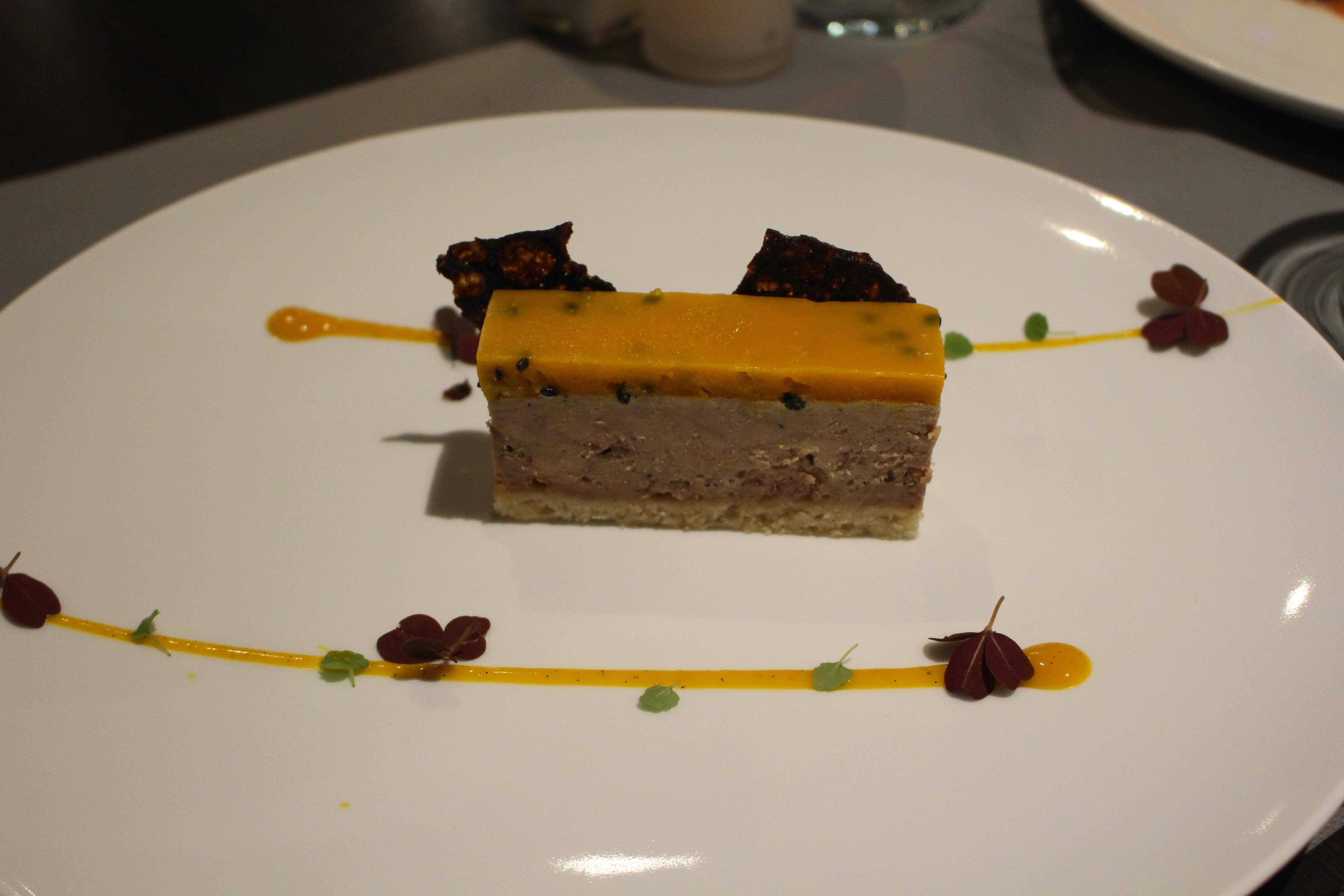 Foie gras les bonnes adresses de justine for Decoration assiette foie gras